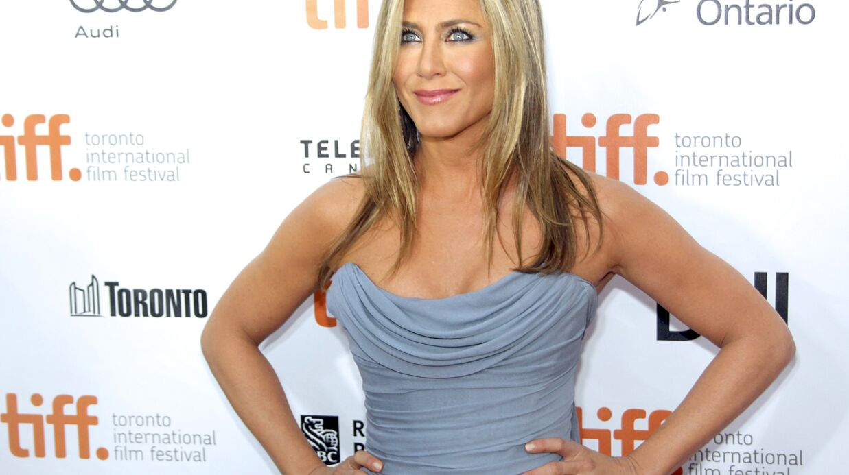 Jennifer Aniston n'en peut plus qu'on la harcèle sur la maternité