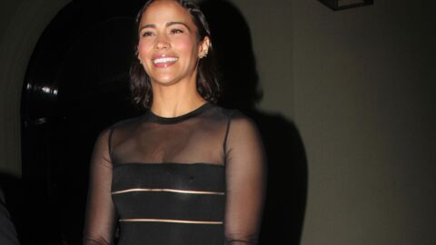 PHOTOS La robe un peu trop transparente de Paula Patton, l'ex de Robin Thicke