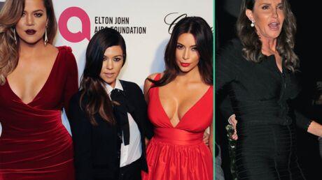 Kim, Kourtney et Khloé Kardashian n'adresseraient plus la parole à Caitlyn Jenner