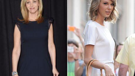 Taylor Swift et Lisa Kudrow chantent sur scène le célèbre «Tu pues le chat» de Phoebe dans Friends