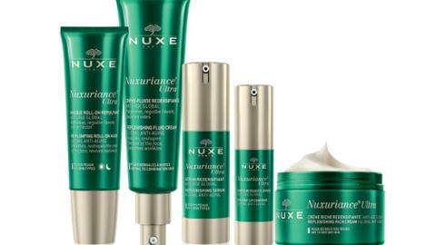 Nuxuriance Ultra, la nouvelle réponse anti-âge de Nuxe