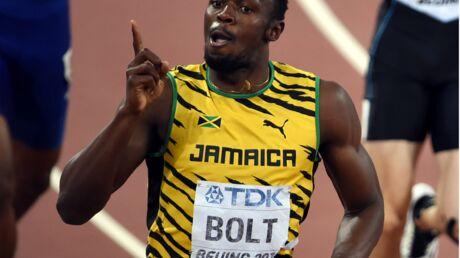 VIDEO Usain Bolt renversé par un Segway en fêtant son titre