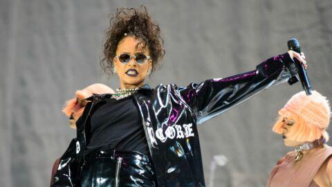 Rihanna: surprise par Drake sur scène, il lui fait un beau cadeau