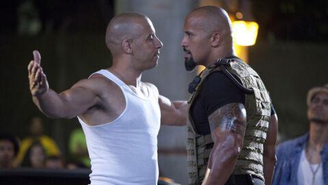 Vin Diesel et Dwayne Johnson: leur embrouille serait bidon