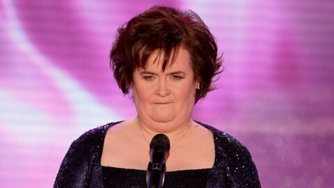 Susan Boyle terrifiée par la tentative d'intrusion d'un fan