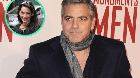 George Clooney est fiancé avec Amal Alamuddin!