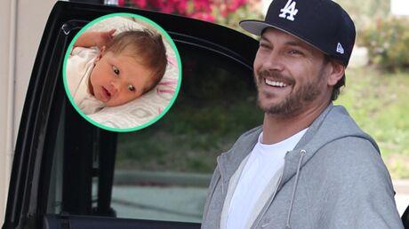 PHOTOS Kevin Federline, l'ex de Britney, dévoile la bouille de sa fille