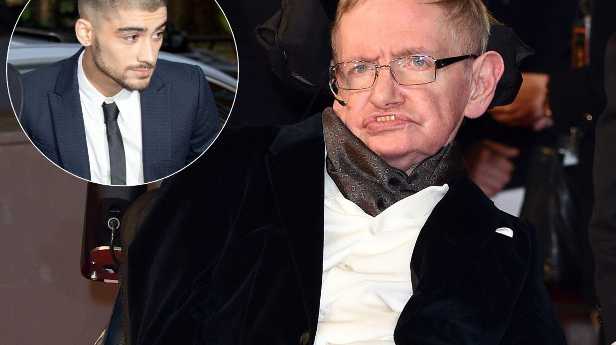 La théorie de Stephen Hawking qui consolera les fans de One Direction après le départ de Zayn Malik