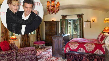 PHOTOS Visitez la superbe maison qu'Antonio Banderas et Melanie Griffith ont mise en vente