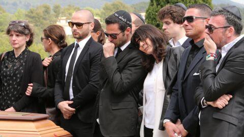 PHOTOS Obsèques de Richard Anthony: l'adieu bouleversant de ses proches