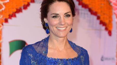 Kate Middleton serait «absolument terrifiée» à l'idée de commettre une bourde