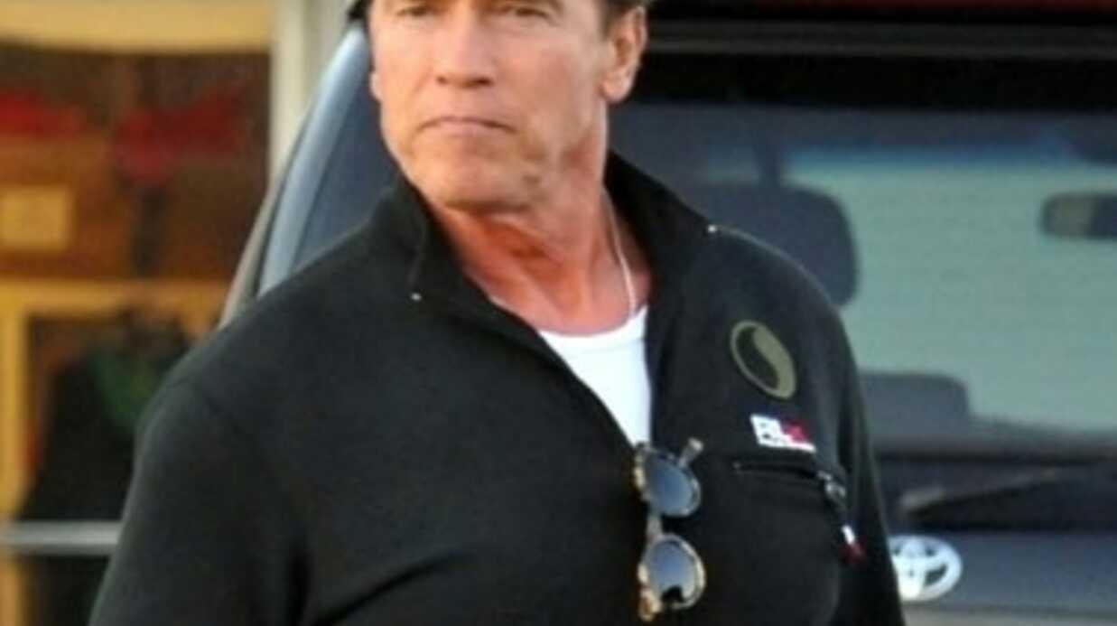 Arnold Schwarzenegger a passé Noël avec sa future ex-femme