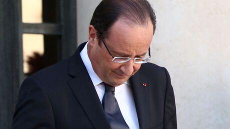 François Hollande a enfin réalisé que sa cravate était de travers
