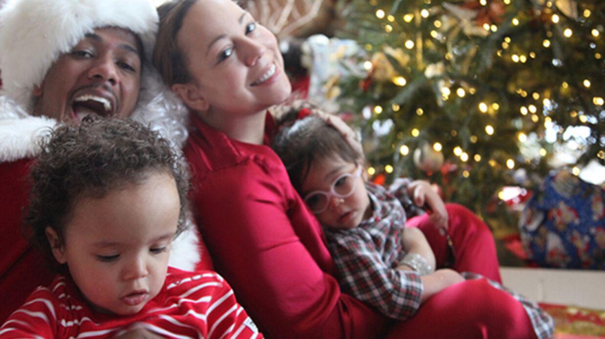 DIAPO L'album photos de Noël de Mariah Carey et Nick Cannon