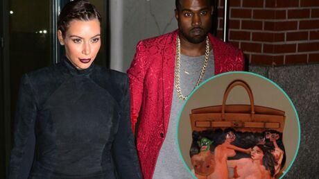 Le cadeau de Noël très moche de Kanye West pour Kim Kardashian