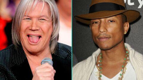Patrick Juvet: «On m'a dit que j'avais la même voix que Pharrell Williams»