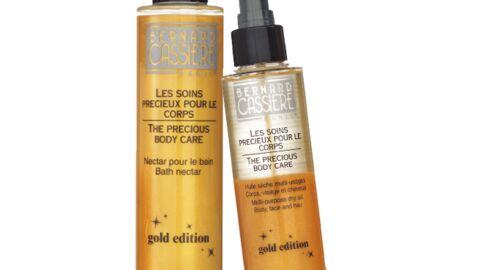 Plongez dans un bain d'or avec Bernard Cassière