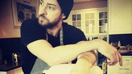 Justin Timberlake s'improvise pâtissier pour Jessica Biel