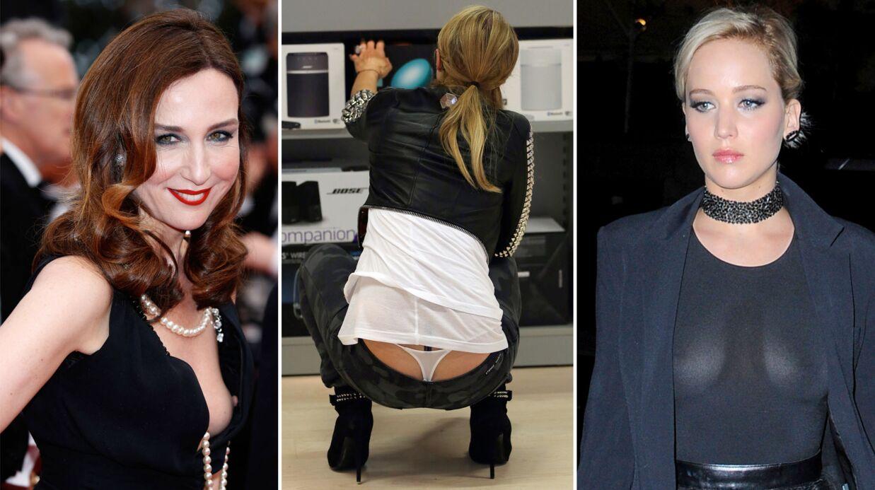 La hot rétro 2016: les accidents de tenues les plus sexy de l'année!