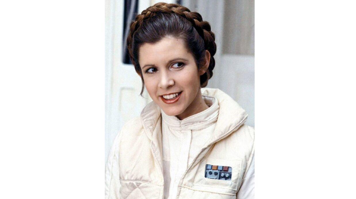 Mort de Carrie Fisher, la Princesse Leia de Star Wars, à l'âge de 60 ans
