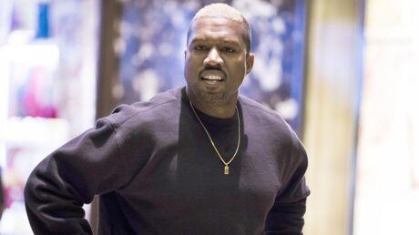 PHOTOS Kanye West: après le blond, il réapparaît avec des cheveux multicolores