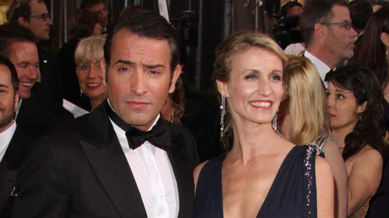 VIDEO le discours de Jean Dujardin aux Oscars