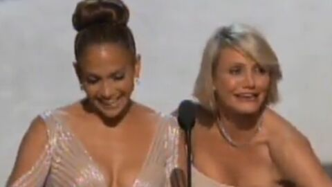 VIDEO Oscars: le téton de Jennifer Lopez fait causer