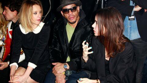 DIAPO JoeyStarr, Isabelle Adjani et bien d'autres au défilé Etam lingerie