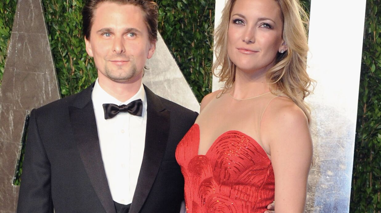 Kate Hudson et Matthew Bellamy font un break dans leur relation