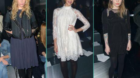 DIAPO Jessica Alba, Cœur de Pirate, Marie de Villepin éblouies par le défilé H&M
