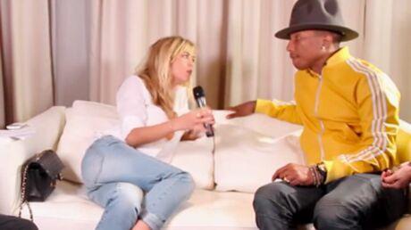 Enora Malagré se moque des critiques suite à son interview de Pharrell Williams