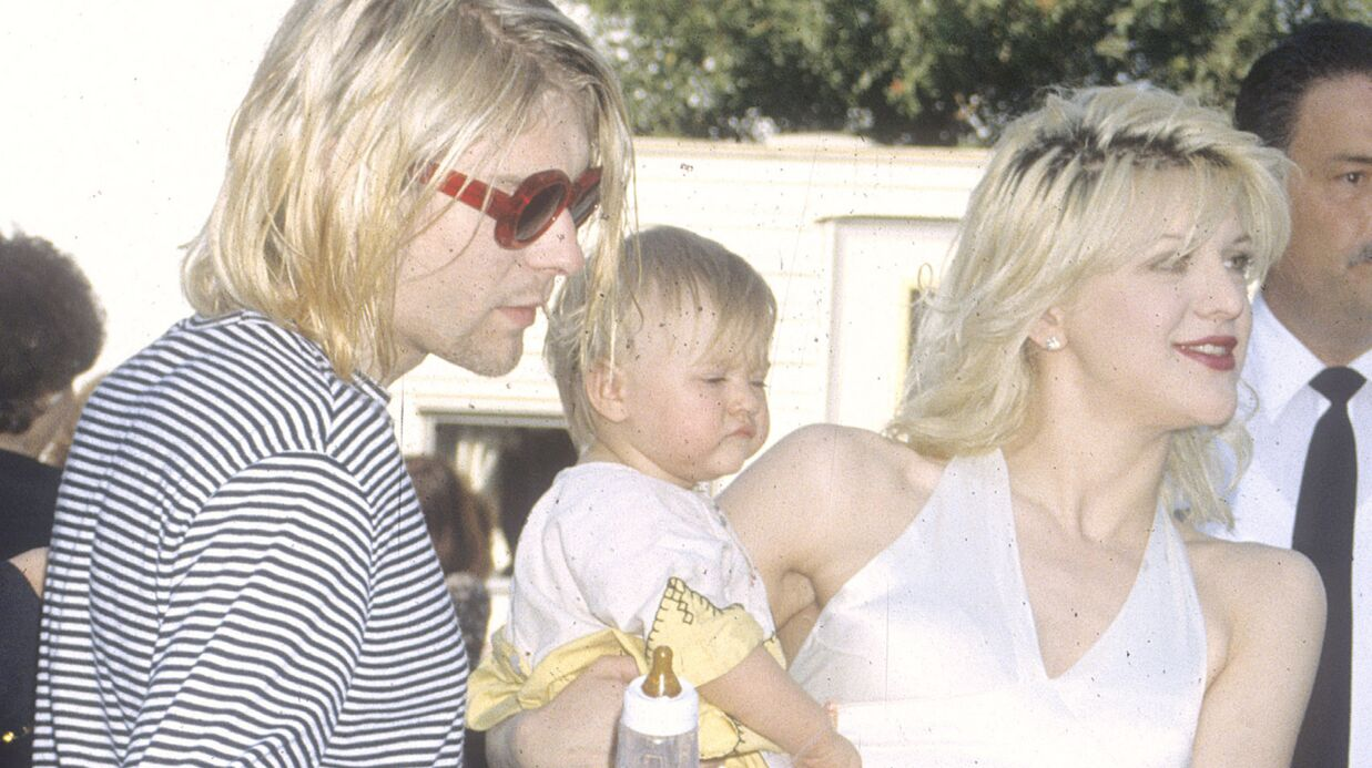 Courtney Love: le titre inédit de Nirvana est un faux