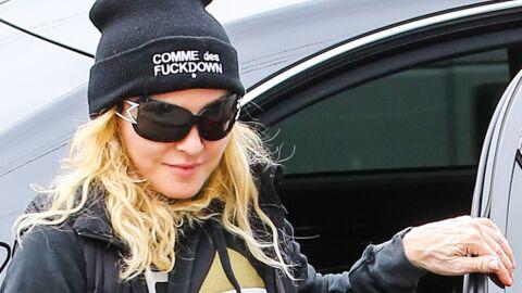 Madonna dénonce l'intolérance qui règne en France