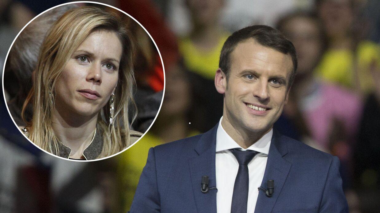 Qui est Tiphaine Auzière, la belle-fille d'Emmanuel Macron et fidèle soutien