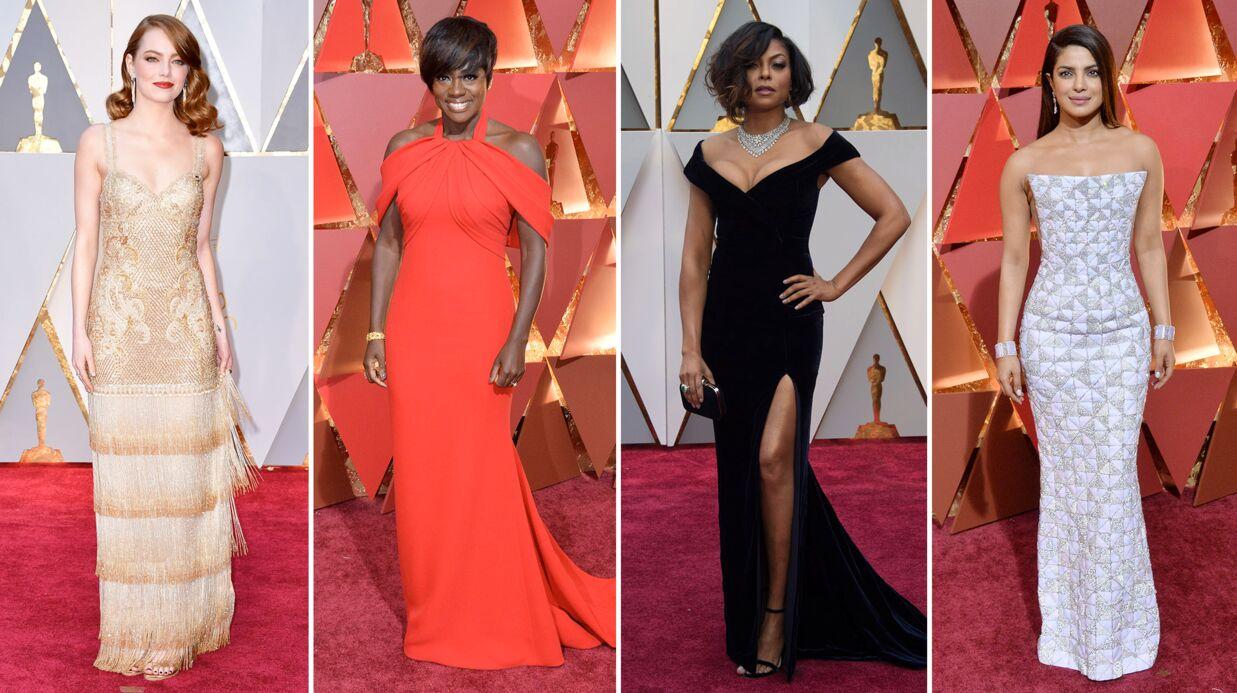 PHOTOS Oscars 2017: du beau, du chic, du sublime, les plus beaux looks de la soirée