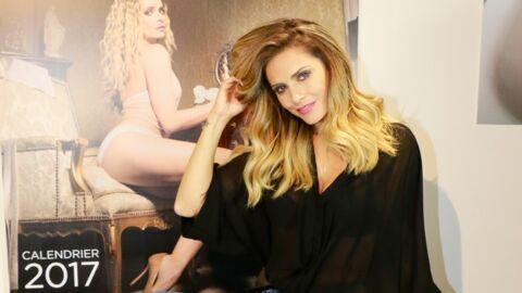 PHOTO Clara Morgane très sexy en lingerie dans sa salle de bain