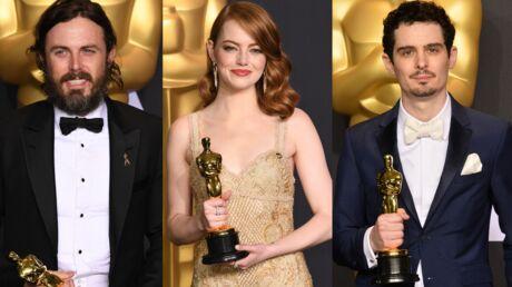 Oscars 2017: palmarès et GROSSE boulette
