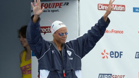 Laure Manaudou: la retraite, c'est mercredi