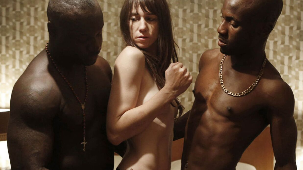 Charlotte Gainsbourg a eu du mal à se mettre nue pour Nymphomaniac