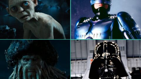 DIAPO Quels acteurs se cachent derrière ces personnages célèbres?