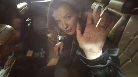 PHOTOS La première sortie officielle de Valérie Trierweiler depuis sa séparation