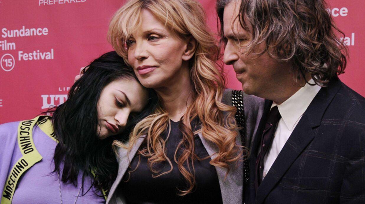 PHOTOS Courtney Love et sa fille Frances Bean Cobain ont fait la paix
