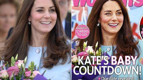 PHOTO Kate Middleton horriblement photoshoppée en une d'un magazine australien