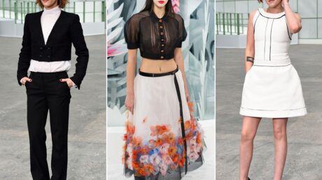 PHOTOS Les seins de Kendall Jenner affolent le dernier défilé Chanel