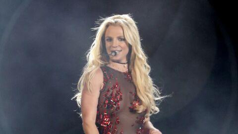 PHOTO Britney Spears affole la toile avec un selfie olé olé