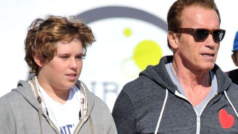 Arnold Schwarzenegger: son fils est sorti de l'hôpital