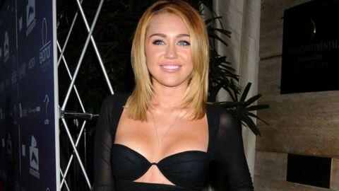 Miley Cyrus s'attire les foudres des conservateurs