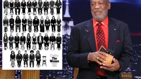 Bill Cosby: 35 femmes posent ensemble pour témoigner de ses agressions sexuelles