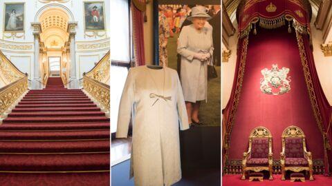 PHOTOS Une visite inédite de Buckingham Palace avec des salles habituellement interdites au public