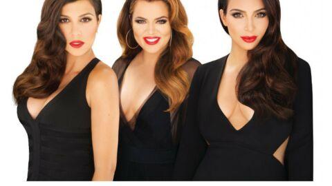 Les soeurs Kardashian arrivent chez Marionnaud